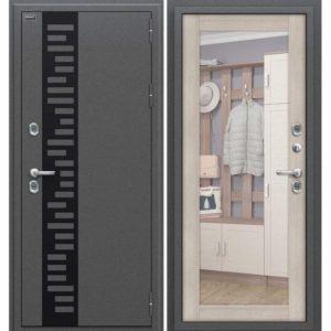 Входная дверь Оптим Термо 220 (капучино вералинга)