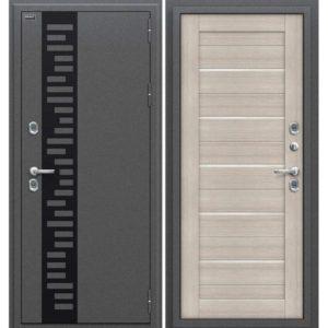 Входная дверь Оптим Термо 222 (капучино вералинга)