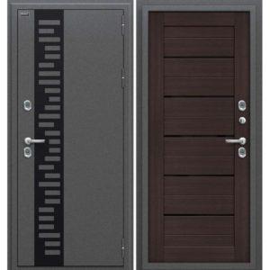 Входная дверь Оптим Термо 222 (венге вералинга)
