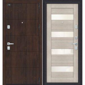 Входная дверь Porta M 4.П23 (almon 28, капучино вералинга)