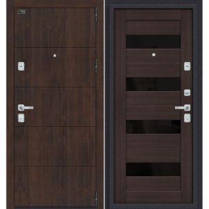 Входная дверь Porta M 4.П23 (almon 28, венге вералинга)