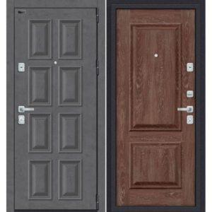 Входная дверь Porta M К18.К12 (rocky road, chalet grande)