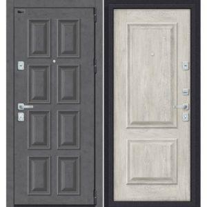 Входная дверь Porta M К18.К12 (rocky road, chalet provence)