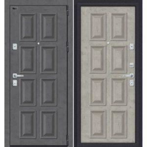 Входная дверь Porta M К18.К18 (rocky road, silk provence)