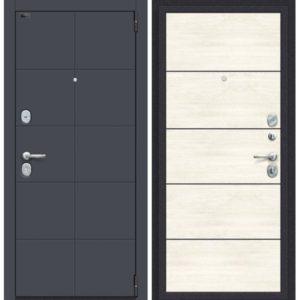 Входная дверь Porta S 10.П50 (graphite pro, nordic oak)