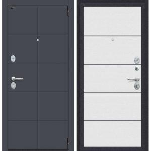 Входная дверь Porta S 10.П50 (graphite pro, virgin)