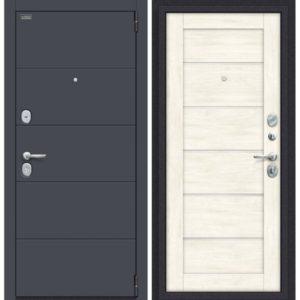 Входная дверь Porta S 4.Л22 (graphite pro, nordic oak)