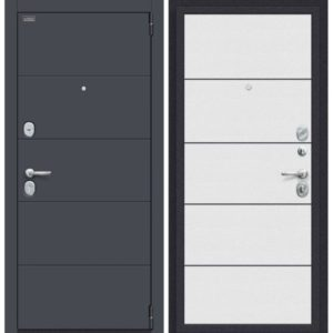 Входная дверь Porta S 4.Л22 (graphite pro, virgin)