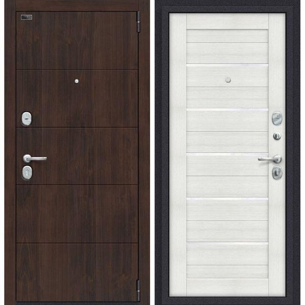 Входная дверь Porta S 4.П22 (almon 28, бьянко вералинга)