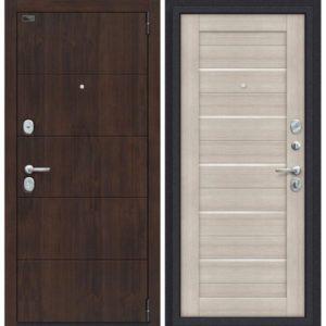 Входная дверь Porta S 4.П22 (almon 28, капучино вералинга)