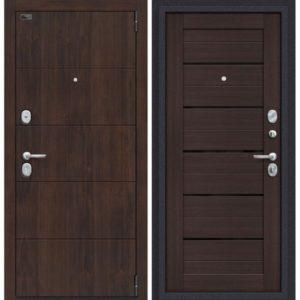 Входная дверь Porta S 4.П22 (almon 28, венге вералинга)