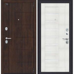 Входная дверь Porta S 4.П29 (almon 28, бьянко вералинга)