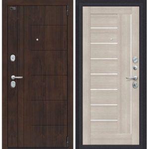 Входная дверь Porta S 4.П29 (almon 28, капучино вералинга)