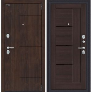 Входная дверь Porta S 4.П29 (almon 28, венге вералинга)