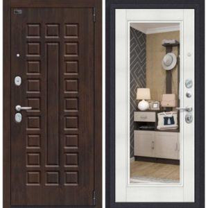 Входная дверь Porta S 51.П61 (almon 28, бьянко вералинга)