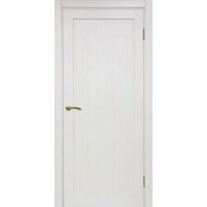 Межкомнатная дверь Optima Porte Турин 501.1 (ясень перламутровый, глухая)