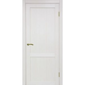 Межкомнатная дверь Optima Porte Турин 502.11 (ясень перламутровый, глухая)
