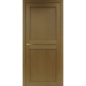 Межкомнатная дверь Optima Porte Турин 520.111 (орех, глухая)