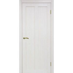 Межкомнатная дверь Optima Porte Турин 521.11 (ясень перламутровый, глухая)