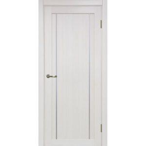 Межкомнатная дверь Optima Porte Турин 522.111 (АПП молдинг SC, ясень перламутровый, глухая)
