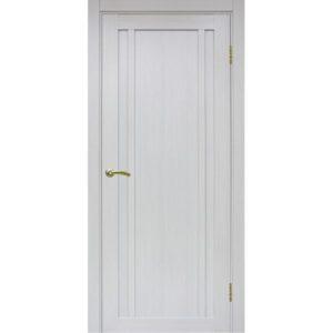 Межкомнатная дверь Optima Porte Турин 522.111 (ясень серебристый, глухая)