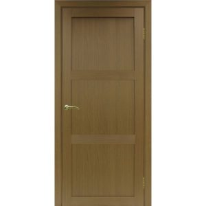 Межкомнатная дверь Optima Porte Турин 530.111 (орех, глухая)