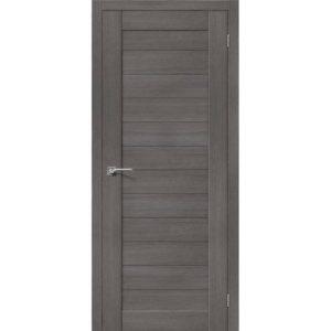 Межкомнатная дверь Порта-21 (3D Grey, глухая)