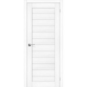 Межкомнатная дверь Порта-21 (Snow Veralinga, глухая)