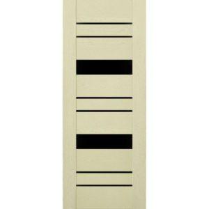 Межкомнатная дверь Schlager Mistral by Provence 4L (ясень патина, остеклённая)