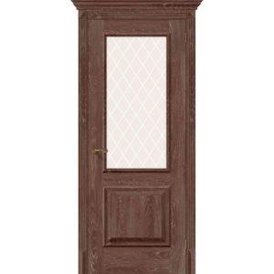Межкомнатная дверь Классико-13 (Chalet Grande, остеклённая)