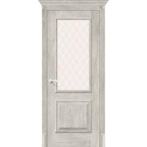 Межкомнатная дверь Классико-13 (Chalet Provence, остеклённая)