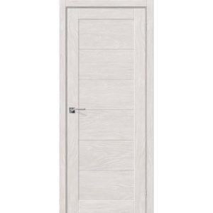 Межкомнатная дверь Легно-21 (Chalet Blanc, глухая)