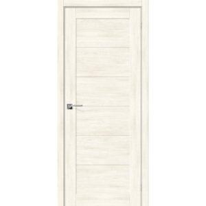 Межкомнатная дверь Легно-21 (Nordic Oak, глухая)