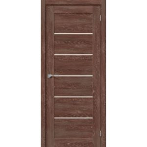 Межкомнатная дверь Легно-22 (Chalet Grande, остеклённая)