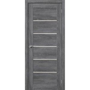 Межкомнатная дверь Легно-22 (Chalet Grasse, остеклённая)