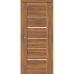 Межкомнатная дверь Легно-22 (Golden Reef, остеклённая)