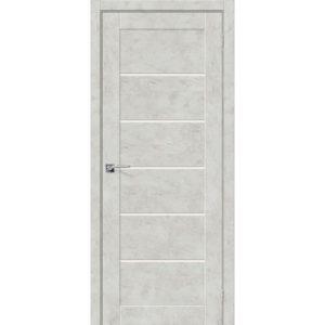 Межкомнатная дверь Легно-22 (Grey Art, остеклённая)