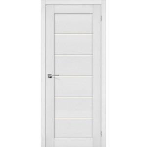 Межкомнатная дверь Легно-22 (Virgin, остеклённая)