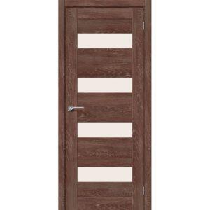Межкомнатная дверь Легно-23 (Chalet Grande, остеклённая)