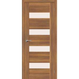 Межкомнатная дверь Легно-23 (Golden Reef, остеклённая)