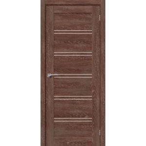 Межкомнатная дверь Легно-28 (Chalet Grande, остеклённая)