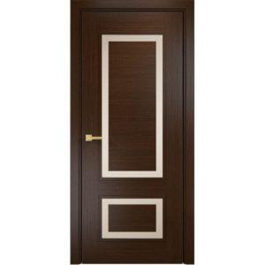 Межкомнатная дверь Оникс Премиум (дуб античный, глухая)