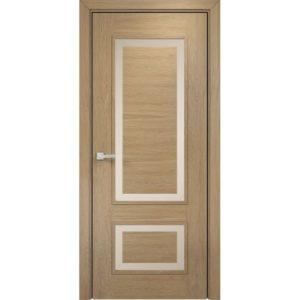 Межкомнатная дверь Оникс Премиум (капучино, глухая)