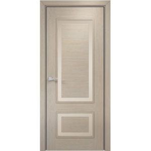 Межкомнатная дверь Оникс Премиум (мокко, глухая)