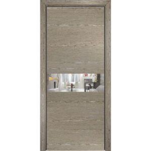 Межкомнатная дверь Оникс Соло (акация, остеклённая)
