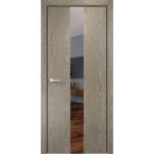 Межкомнатная дверь Оникс Соната (акация, остеклённая)
