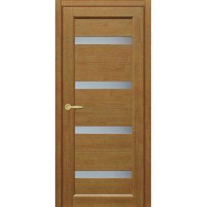 Межкомнатная дверь Старая Артель Квадро (сосна, остеклённая)