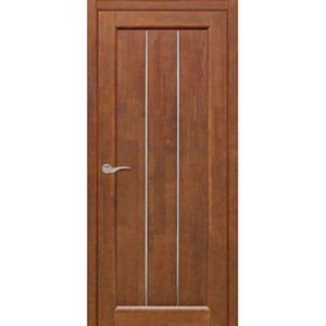 Межкомнатная дверь Старая Артель Соната (орех золотистый, глухая)