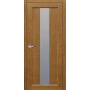 Межкомнатная дверь Старая Артель Соната (сосна, остеклённая)