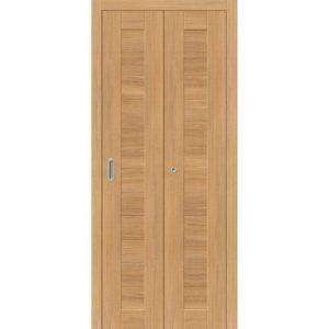 Складная межкомнатная дверь Порта-21 (Anegri Veralinga, глухая)